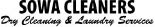SOWA CLEANERS logo