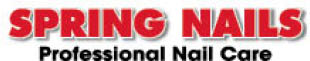 SPRING NAILS logo