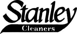STANLEY CLEANERS logo