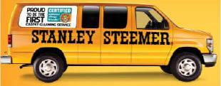 STANLEY STEEMER - WILMINGTON logo