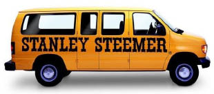 Stanley Steemer van logo