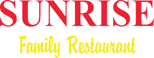 Buy One Meal Get The 2nd Meal 50% Off at Sunrise Family Restaurant