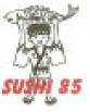 Sushi 85 Japanese Restaurant  logo in San Mateo CA