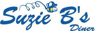Suzie B's Diner logo in Canonsburg PA