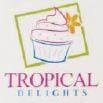 TROPICAL DELIGHTS logo