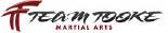 TEAM TOOKED MARTIAL ARTS logo