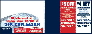 Terrance's 100% Hand Car Wash & Detail Center coupons