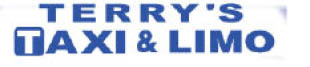 Terrry's Taxi in Morristown NJ logo