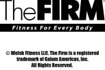 The FIRM fitness for every body