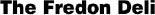 The Fredon Deli in Fredon NJ logo