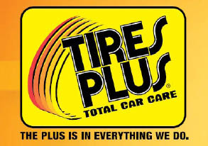 Tires Plus Total Car Care logo Jacksonville Florida Tires Plus Pensacola  Tires Plus Georgia