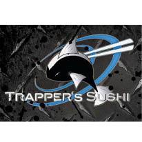 Trapper's Sushi logo - Washington