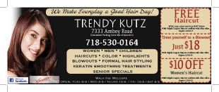 Trendy Kutz coupons