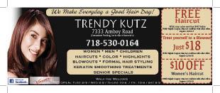 Trendy Kutz coupons
