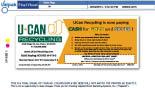 U Can Recycling logo