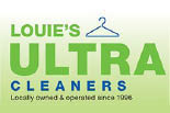 ULTRA DRY CLEANERS logo