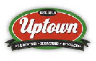Uptown Plumbing, Heating & Cooling Logo