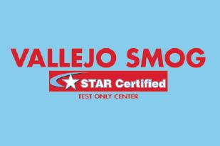 Vallejo Smog in Vallejo, CA logo