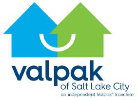 Advertise with Valpak of Salt Lake City logo