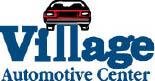 VILLAGE AUTOMOTIVE CENTER logo