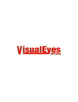 Visual Eyes Optical in Byram NJ logo