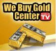 WE BUY GOLD logo