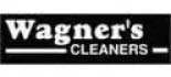 WAGNER'S CLEANERS logo