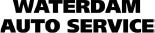 Waterdam Auto Service logo in McMurray PA