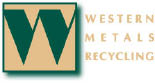 Western Metals Recycling logo