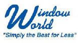 WINDOW WORLD OF RALEIGH logo