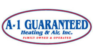 A-1 Guaranteed Heating & Air in Napa and Contra Costa CA