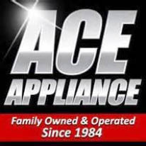 ACE APPLIANCE PARTS logo