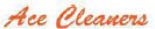 ACE CLEANERS logo