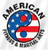 AMERICAN FITNESS & MARTIAL ARTS logo