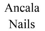 ANCALA NAILS logo