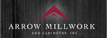 Arrow Millwork & Cabinetry remodeling in Greendale, WI logo.