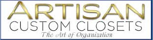 Artisan Custom Closets logo in Metro Atlanta