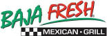 Baja Fresh Mexican Grill Logo for the Ocean, NJ Location