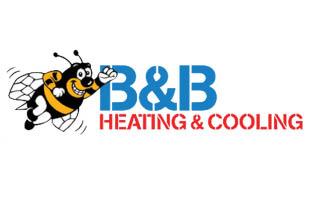 B & B HEATING & COOLING CONTRACTORS, INC. logo