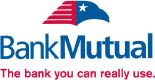 Bank Mutual logo in De Pere WI