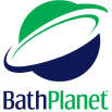 Bath Planet Milwaukee, WI logo specializing in Bath to shower conversion.