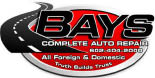 BAYS COMPLET AUTO REPAIR IN PHOENIX, AZ logo