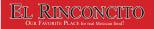 El Rinconcito Bellingham Mexican Restaurant logo