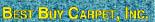 BEST BUY CARPET INC logo