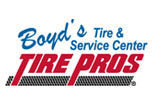 Boyd's Goodyear Service and Tire Columbus, Ohio.