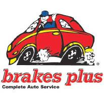 Brakes Plus Logo in Denver CO