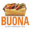 Buona beef logo for Chicago IL