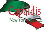 CAPALDIS NEW YORK PIZZA CO logo