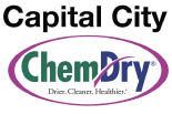 Capital City Chem-Dry Logo Indianapolis IN