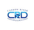 Carbon River Doors logo garage doors garage openers